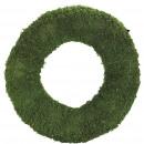Wreath moss, D50cm, green-nature